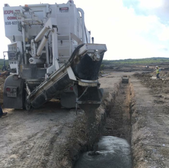 Express Metered Concrete Services